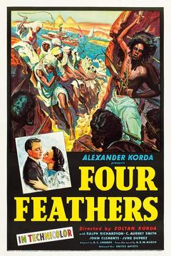 Best Adventure Movies of 1939 : The Four Feathers