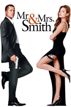 Best Thriller Movies of 2005 : Mr. & Mrs. Smith