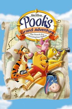 Best Family Movies of 1997 : Pooh's Grand Adventure: The Search for Christopher Robin