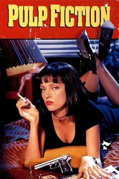 Best Crime Movies of 1994 : Pulp Fiction