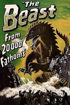 Best Adventure Movies of 1953 : The Beast from 20,000 Fathoms