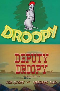 Best Animation Movies of 1955 : Deputy Droopy