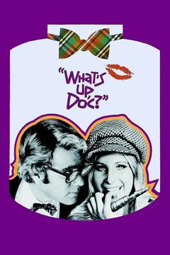 Best Romance Movies of 1972 : What's Up, Doc?