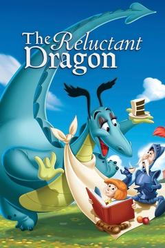 Best Family Movies of 1941 : The Reluctant Dragon