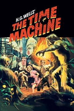 Best Fantasy Movies of 1960 : The Time Machine
