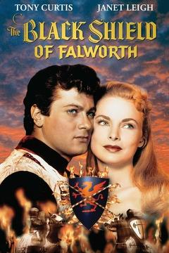 Best History Movies of 1954 : The Black Shield Of Falworth