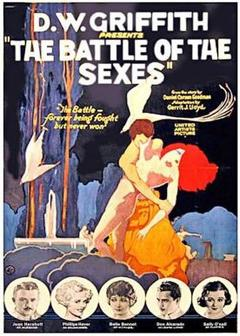 Best Drama Movies of 1928 : The Battle of the Sexes