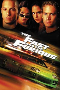 Best Crime Movies of 2001 : The Fast and the Furious