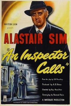 Best Crime Movies of 1954 : An Inspector Calls