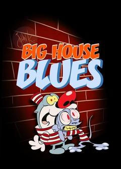 Best Animation Movies of 1990 : Big House Blues