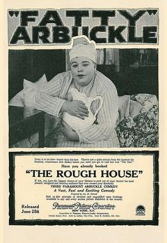 Best Comedy Movies of 1917 : The Rough House