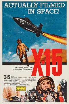 Best History Movies of 1961 : X-15