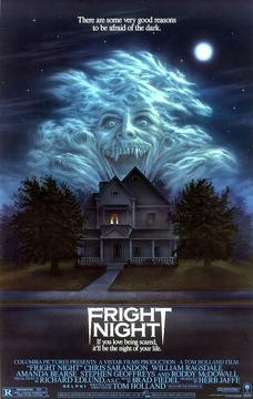 Best Horror Movies of 1985 : Fright Night