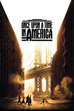 Best Drama Movies of 1984 : Once Upon a Time in America