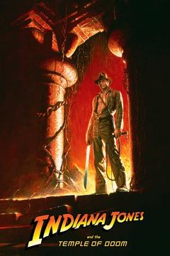 Best Action Movies of 1984 : Indiana Jones and the Temple of Doom