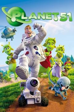 Best Science Fiction Movies of 2009 : Planet 51