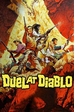 Best Action Movies of 1966 : Duel at Diablo