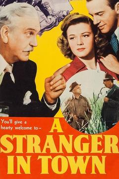 Best Crime Movies of 1943 : A Stranger in Town