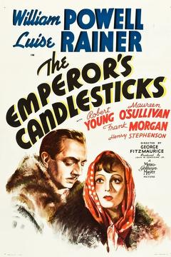 Best History Movies of 1937 : The Emperor's Candlesticks
