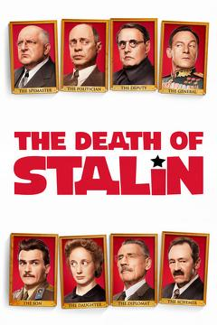 Best History Movies of 2017 : The Death of Stalin