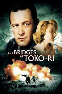 Best Action Movies of 1954 : The Bridges at Toko-Ri