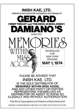 Best Drama Movies of 1974 : Memories Within Miss Aggie
