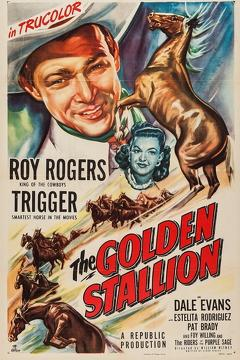 Best Action Movies of 1949 : The Golden Stallion