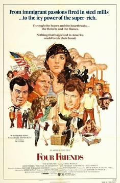 Best Romance Movies of 1981 : Four Friends