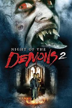 Best Horror Movies of 1994 : Night of the Demons 2