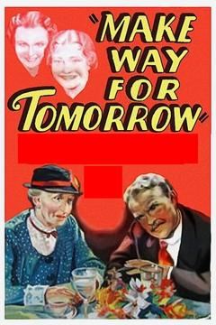 Best Drama Movies of 1937 : Make Way for Tomorrow