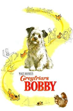 Best Family Movies of 1961 : Greyfriars Bobby: The True Story of a Dog