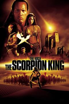 Best Fantasy Movies of 2002 : The Scorpion King