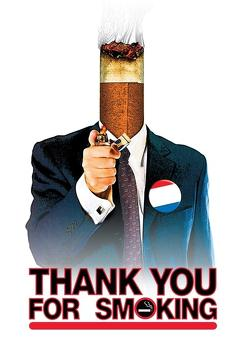 Best Comedy Movies of 2006 : Thank You for Smoking