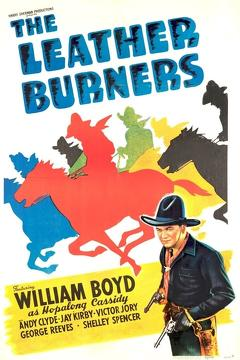 Best Western Movies of 1943 : Leather Burners