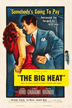 Best Crime Movies of 1953 : The Big Heat