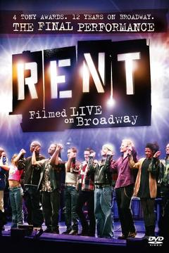Best Tv Movie Movies of 2008 : Rent: Filmed Live on Broadway