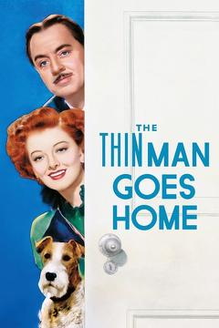 Best Mystery Movies of 1944 : The Thin Man Goes Home