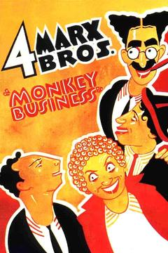 Best Comedy Movies of 1931 : Monkey Business