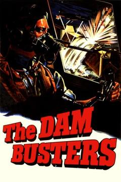 Best Action Movies of 1955 : The Dam Busters