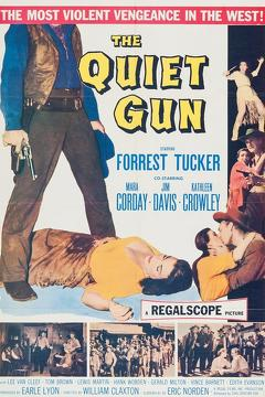Best Western Movies of 1957 : The Quiet Gun