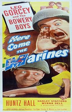 Best Crime Movies of 1952 : Here Come the Marines