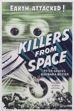 Best Horror Movies of 1954 : Killers from Space