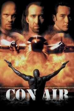 Best Crime Movies of 1997 : Con Air