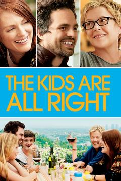Best Comedy Movies of 2010 : The Kids Are All Right