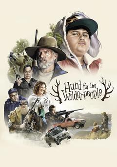 Best Adventure Movies of 2016 : Hunt for the Wilderpeople