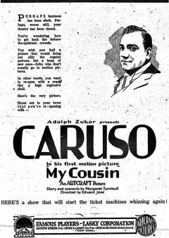 Best Comedy Movies of 1918 : My Cousin