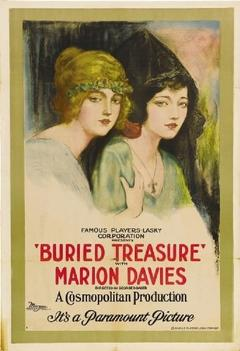 Best Fantasy Movies of 1921 : Buried Treasure