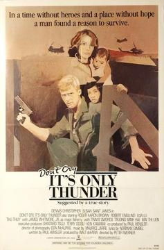 Best War Movies of 1982 : Don't Cry, It's Only Thunder