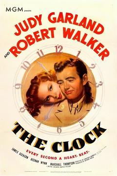 Best Romance Movies of 1945 : The Clock