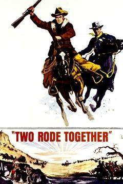 Best Western Movies of 1961 : Two Rode Together